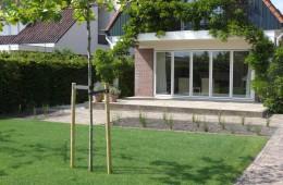 Landelijke tuin Aalsmeer